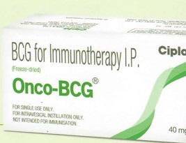 Onco-BCG Immunotheraphy Cipla